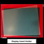 display insert holder