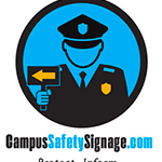 Campus Safety Signage