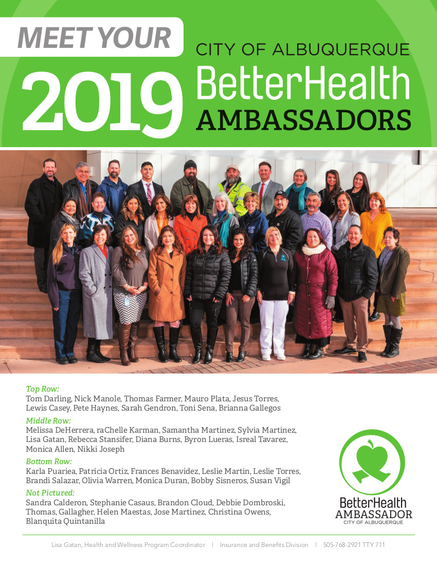 Building Better Health for City Employees
